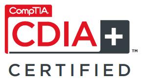 CDIA+certified